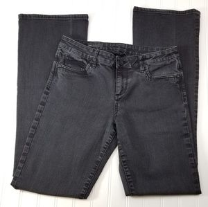 Kut from the Kloth Karen Baby Boot Cut Jeans 8